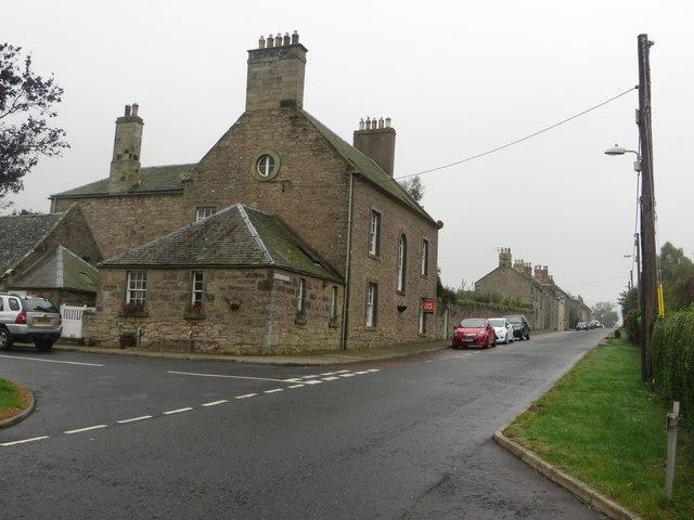 Former Manse, North Street, Gavinton