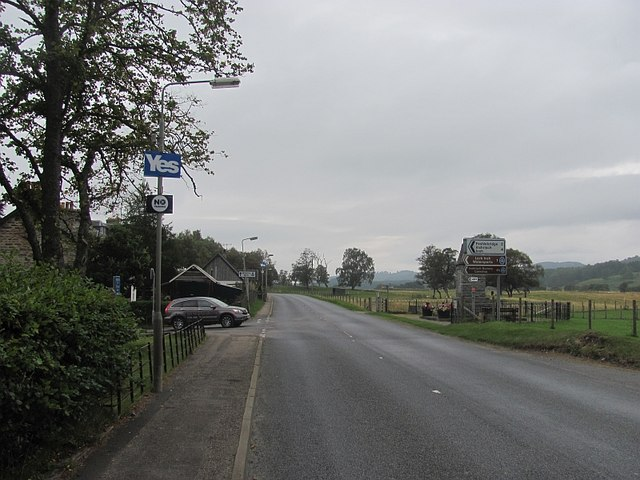 Old A9, Kincraig