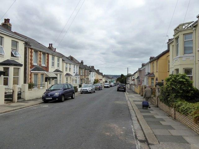 Cedarcroft Road, Plymouth