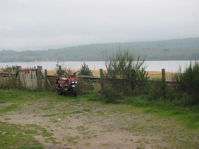 Highland Railway, Loch Insh