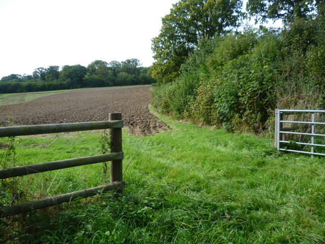 View from the Greensand Way