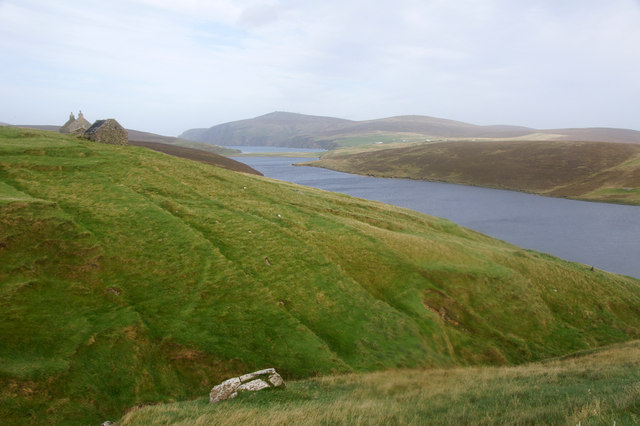 Petester, beside Loch of Cliff