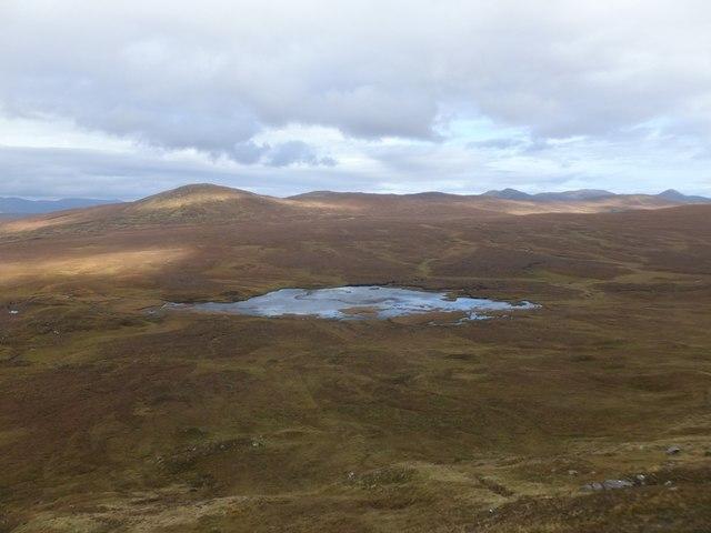 Loch Coir' a' Bhuic
