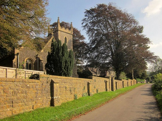 St Adeline's church, Little Sodbury
