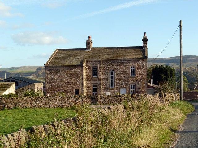 Farm house near Embsay Reservoir