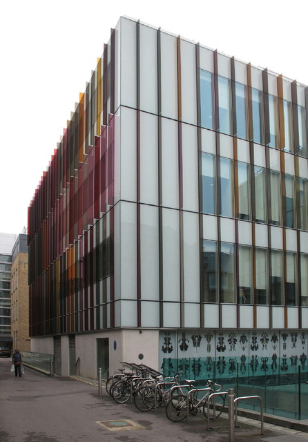 New Biochemistry building, University of Oxford