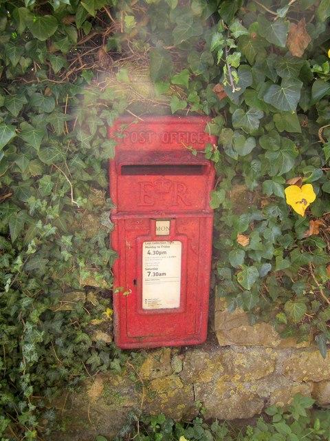 Postbox, Little Sodbury