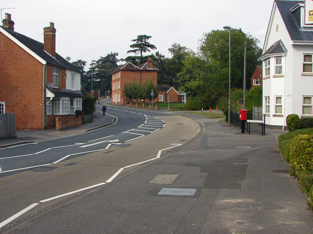 Bridge Road, Bagshot
