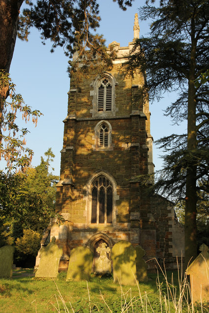 St.Mary's church tower