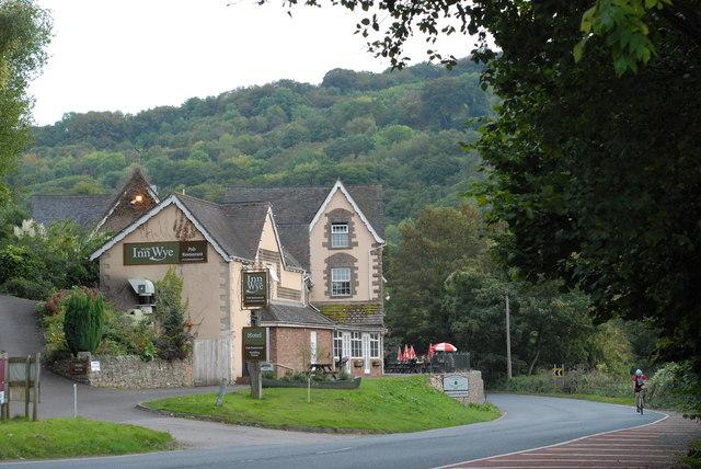Inn on the Wye at Kerne Bridge