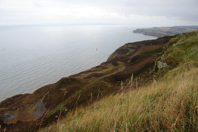 Boulby Cliff