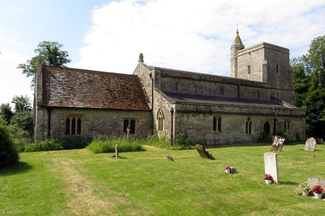 St Mary's Church in Oakley