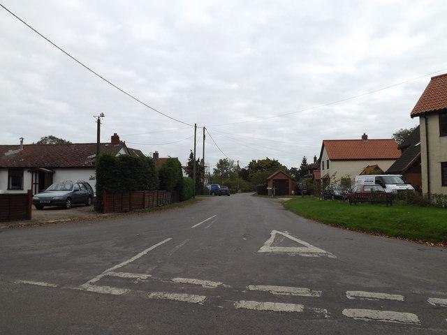 Church Road, Alburgh