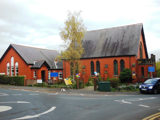 Pannal Methodist Church