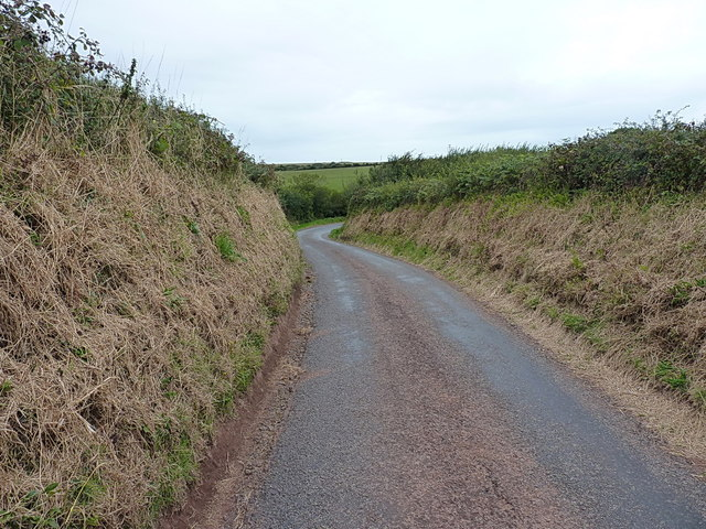 Cotts Road, west of Capestone