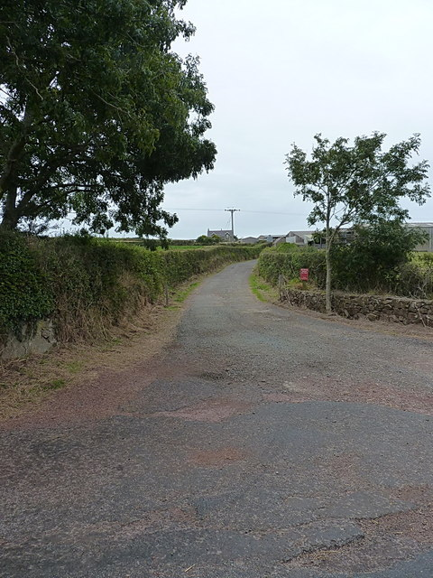 Bridleway to The Cotts