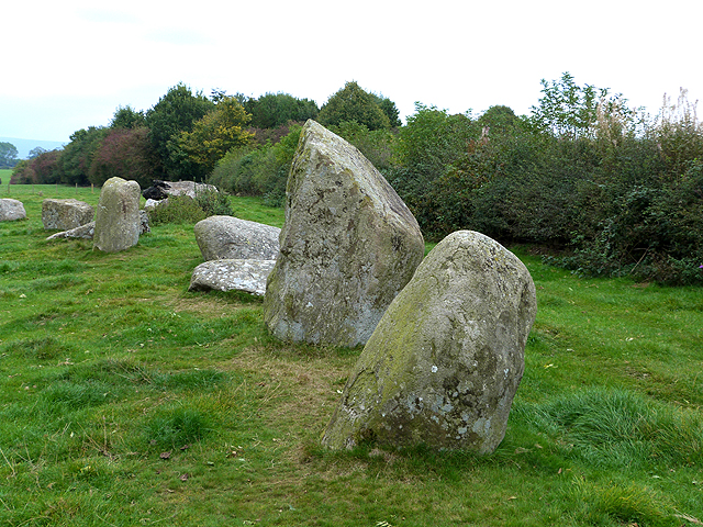 Some of Long Meg's daughters