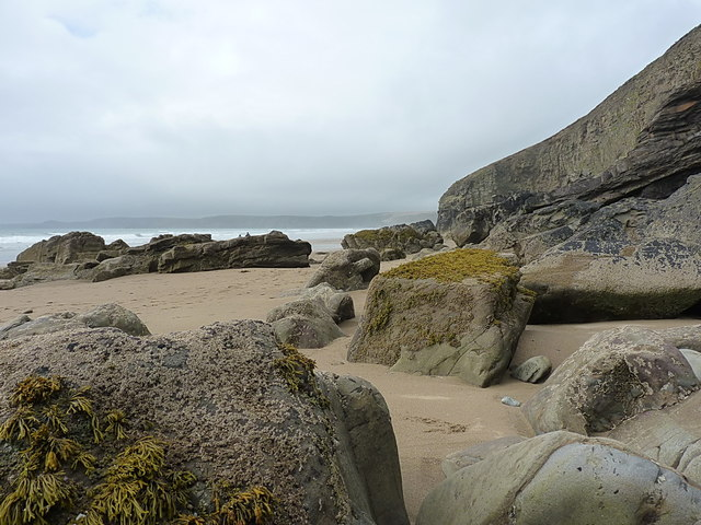 Boulders and barnacles