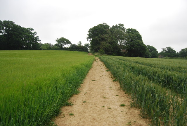 Footpath to Townhouse Farm