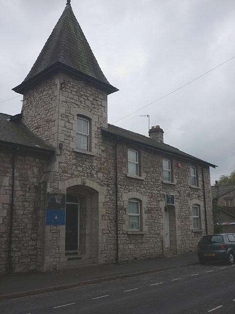 Former World War One Drill Hall, Kendal