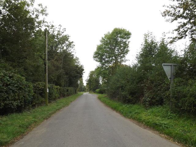 Mill Road, Alburgh
