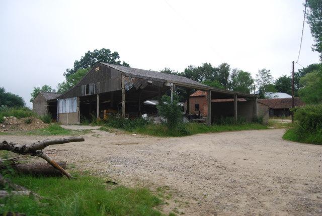 Derelict barn, Townhouse Farm