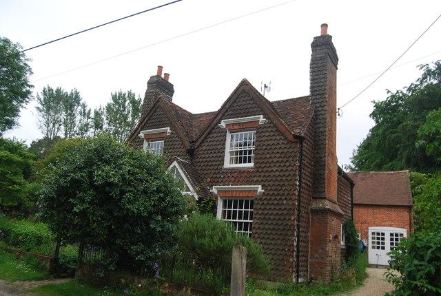 Large house on Church Lane