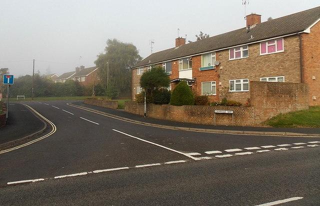 Camrose Way, Basingstoke