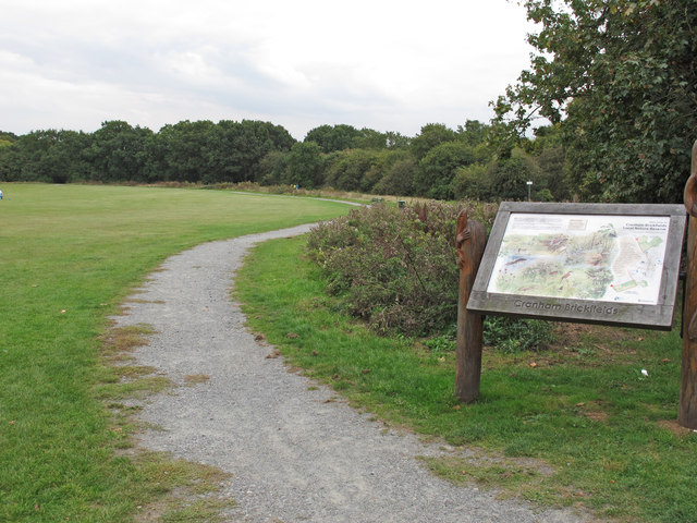 Cranham Brickfields Nature Reserve