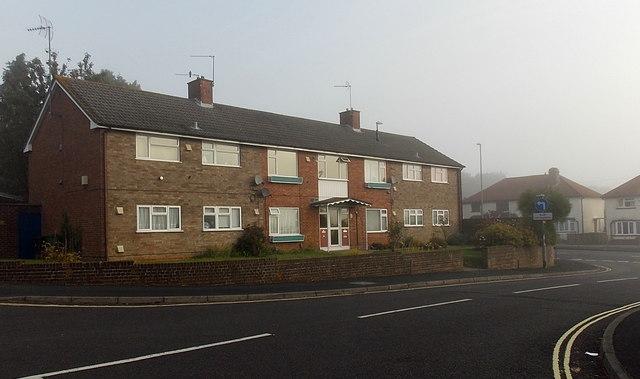 Camrose Way flats, Basingstoke