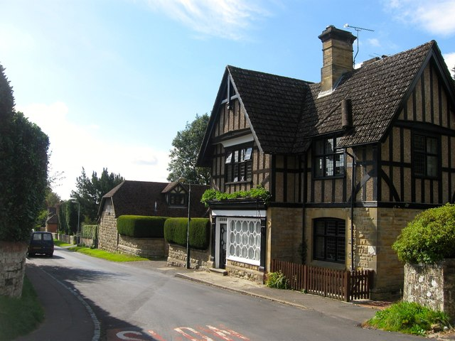 Old Bakehouse Cottage, The Street, Bolney