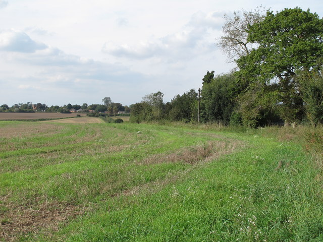 Arable land, Boxted