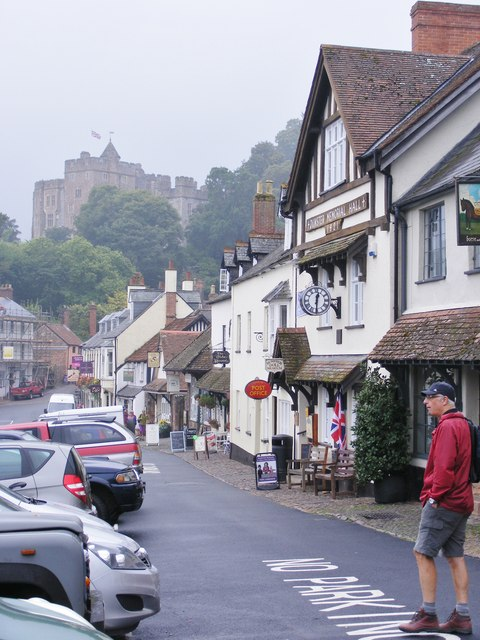 Dunster Post Office