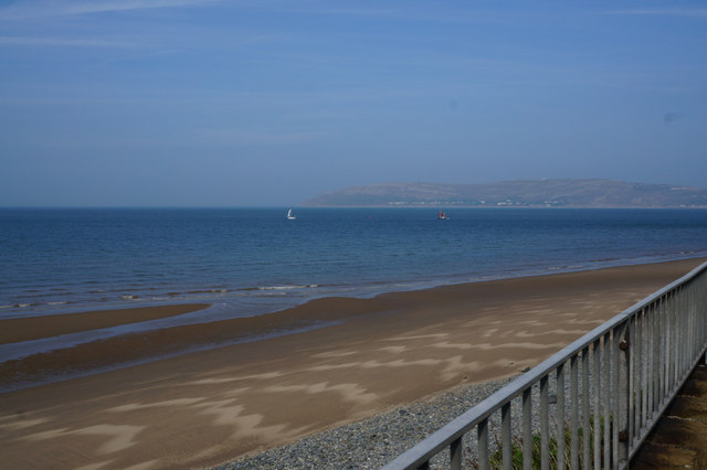 Looking towards the Great Orme