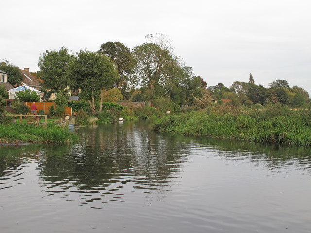River Stour, near Bear Street, Nayland