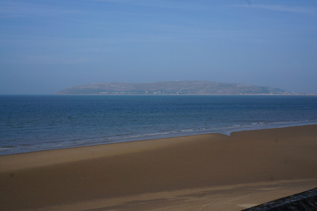 The Great Orme from Penmaen-bach Point