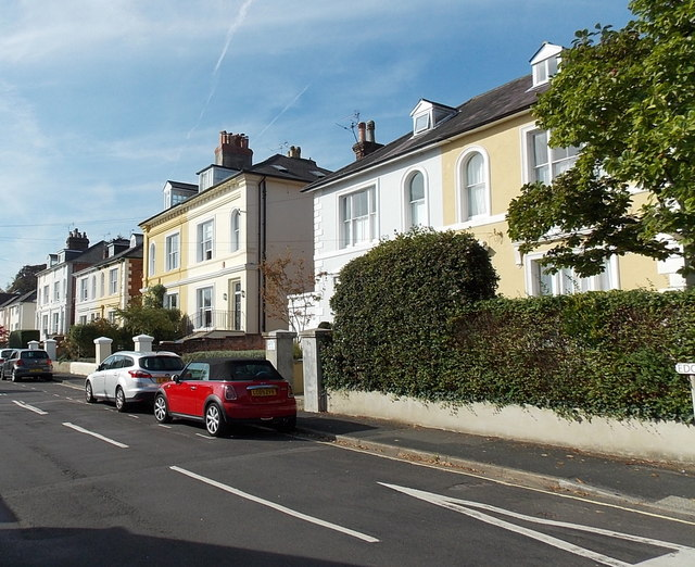 Edgar Road houses in Winchester