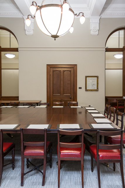 Meeting Room, Foreign and Commonwealth Office, King Charles Street, London SW1