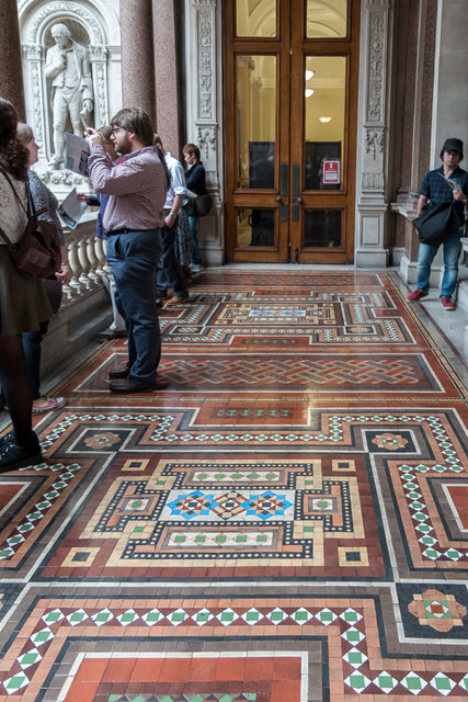 Floor, Foreign and Commonwealth Office, King Charles Street, London SW1
