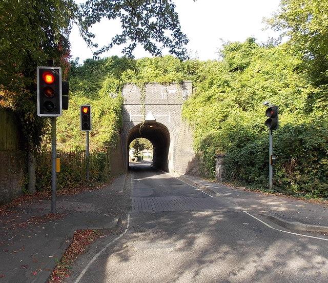 Ranelagh Road railway bridge, Winchester