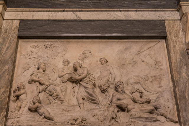 Relief Work, Foreign and Commonwealth Office, King Charles Street, London SW1