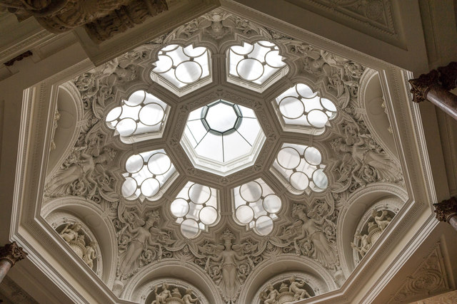 Cupola, Foreign and Commonwealth Office, King Charles Street, London SW1