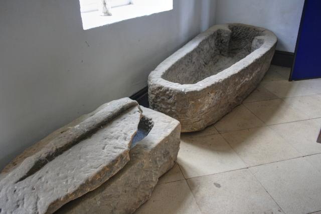 Sarcophagi, All Saints Church