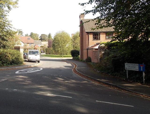 Wentworth Grange, Winchester