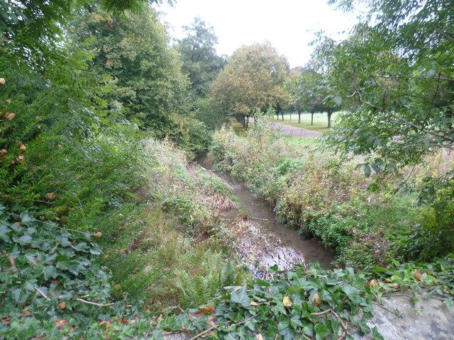 River Grom in Groombridge