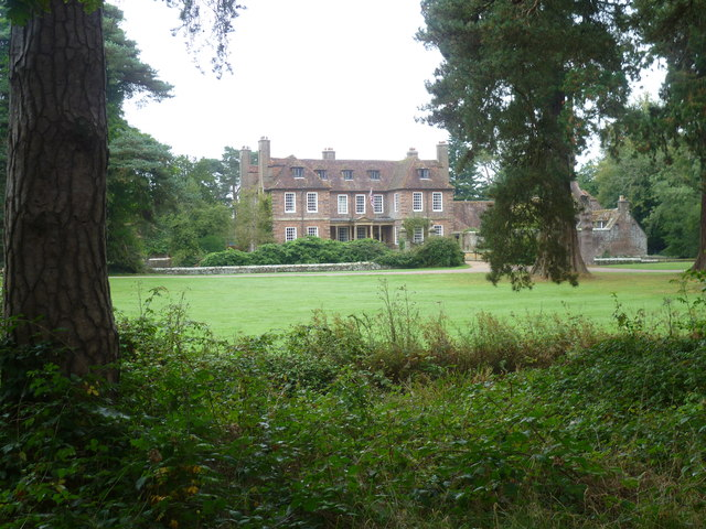 Groombridge Place from the west