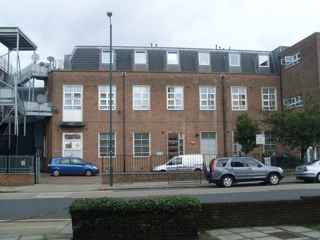 Willesden Telephone Exchange (1)