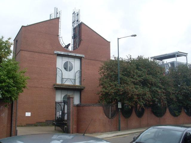 Willesden Telephone Exchange (2)