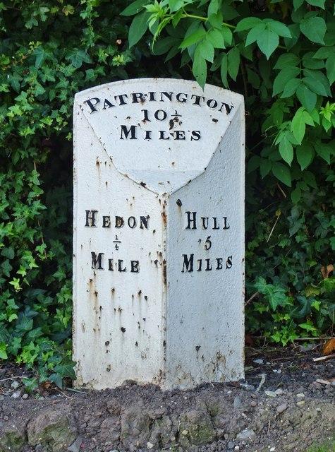 Hull Road, Preston, Yorkshire