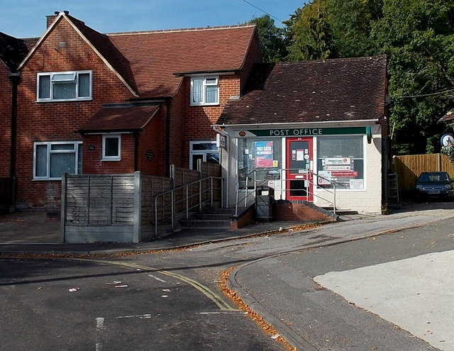 Stanmore Post Office, Winchester